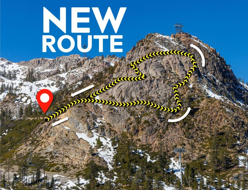 NEW ROUTE NOW OPEN - The Loophole